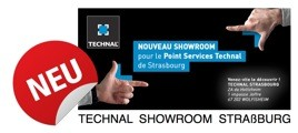 TECHNAL SHOWROOM STRAßBURG